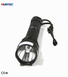 Handheld Led Ultraviolet Light Torch Black Color for Magnetic Particle Inspection